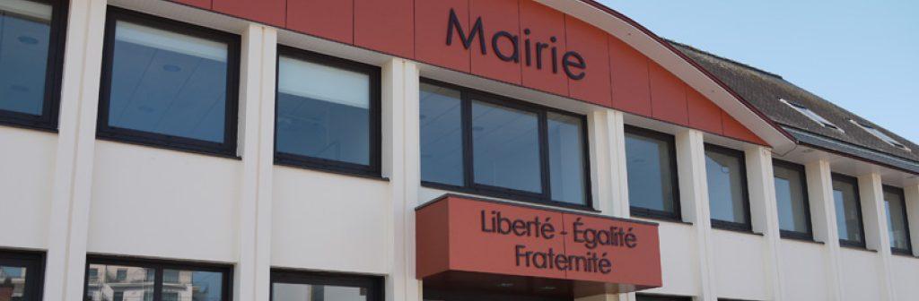 La Mairie de Chantepie