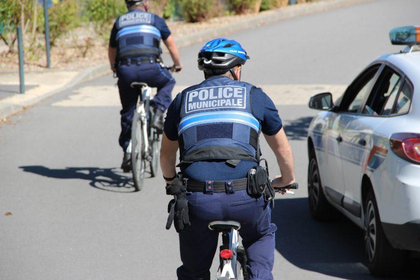 La police municipale