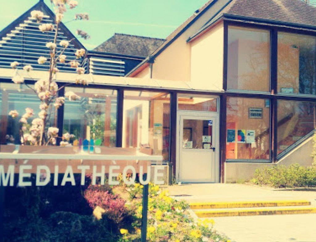 Mediatheque Facade