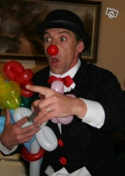 Putcho Le Clown Magicien